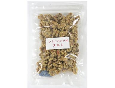 いちごバニラ味クルミ の商品画像